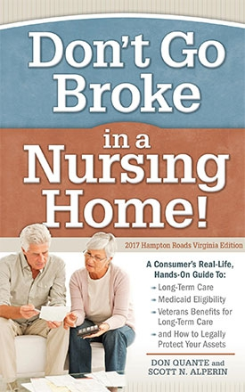 Don't Go Broke in a Nursing Home