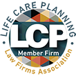 Logo Recognizing Alperin Law's affiliation with LCP