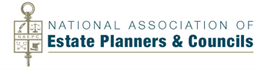 Logo Recognizing Alperin Law's affiliation with the National Association of Estate Planners & Councils