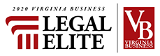 Logo Recognizing Alperin Law's affiliation with Legal Elite