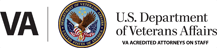 Logo Recognizing Alperin Law's affiliation with the U.S. Department of Veterans Affairs